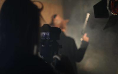 Composition de l'image en vidéo